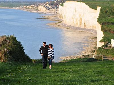 Ault On The Picardy Coast Visit Somme