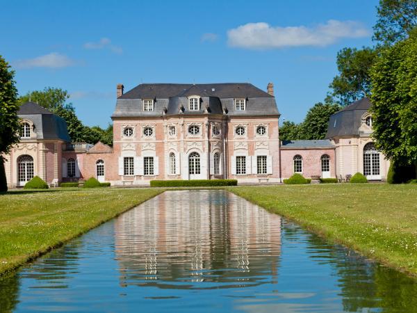Chateau de bagatelle-Abbeville©O.Leclercq-OTAbbevillois