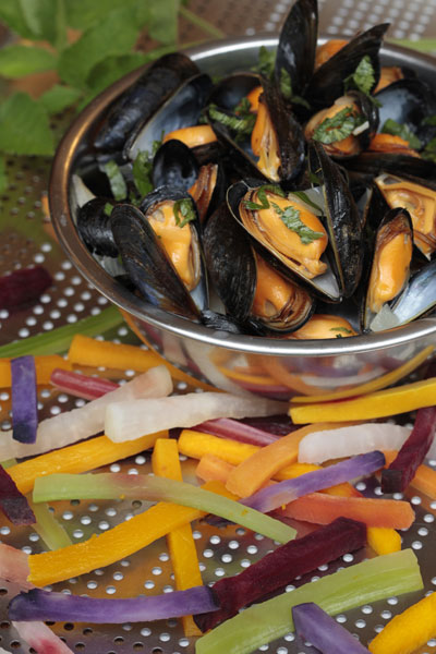 moules, Somme